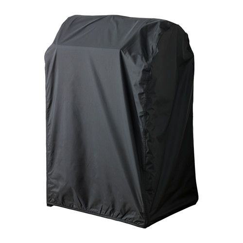 IKEA - TOSTERÖ, Trekk til grill, , TOSTERÖ vanntett trekk beskytter grillen din mot regn, sol, smuss, støv og pollen, når du ikke bruker den.Ved å beskytte grillen med et vanntett trekk holder du den fin lenger.Borrelåsen sikrer at trekket holdes på plass når det blåser.