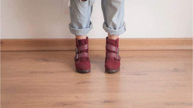repete roupa!: semana 22 - um par de botas de cano baixo, 6 visus pra acompanhar