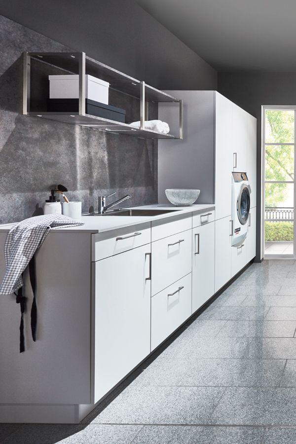 Weiss Wie Die Wasche Eine Waschkuche Muss Nicht Ein Raum Mit