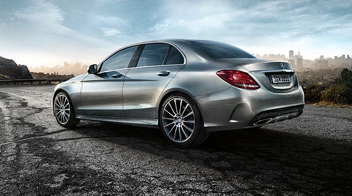 "The new C-Class is ""top of the class"" as regards light-weight construction."