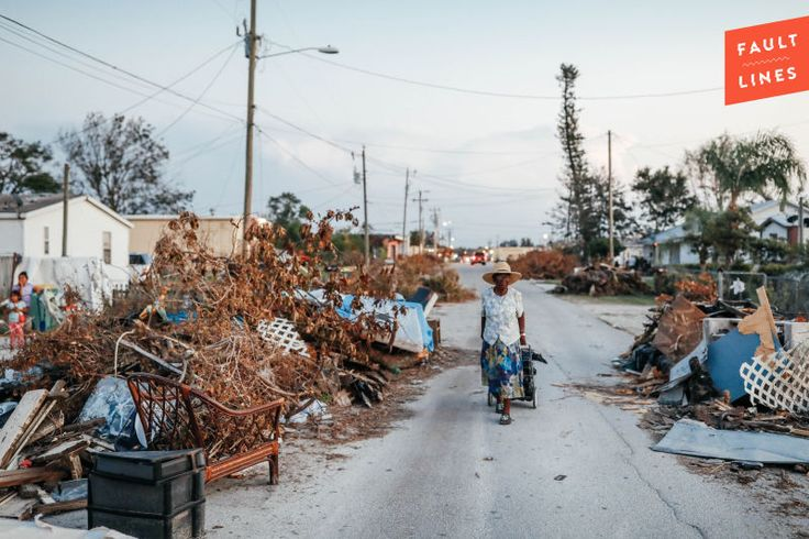The Florida Migrant Town That FEMA Forgot    There's a big, early-season storm blowing itself out in the Gulf of Mexico...There are over 700 known dead so far...That's nature. Is it God? Most of the dead are the street poor who have nowhere to go and who don't hear the warnings until it's too late for their feet to take them to safety. Where's safety for them anyway? Is it a sin against God to be poor?—Octavia Butler, 1993
