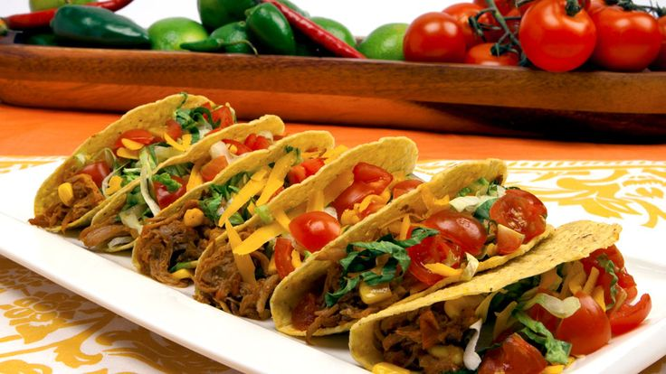 Slow Cooker Pulled Pork Tacos - Recipes - Best Recipes Ever - A recipe ...