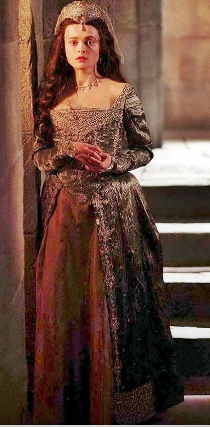 Anne Boleyn's Grey Gown (Henry VIII, 2003)