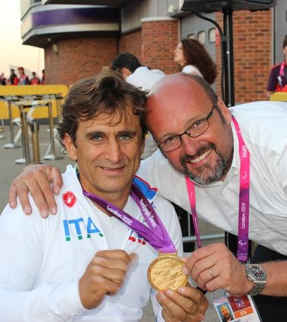 """Alberto Bordini: """"Lo sport non ha limiti: Pierangelo Vignati e la Pallanuoto Paralimpica"""""""