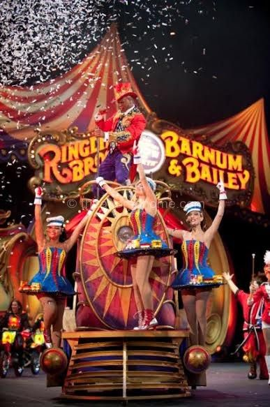 The #Circus Has Come To Town! A review of the newest show Legends by Ringling Brothers and Barnum & Bailey Circus, plus some fun facts about the show you did not know!