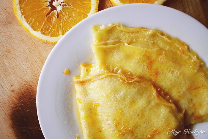 Moja kuchyňa: Crepes Suzette