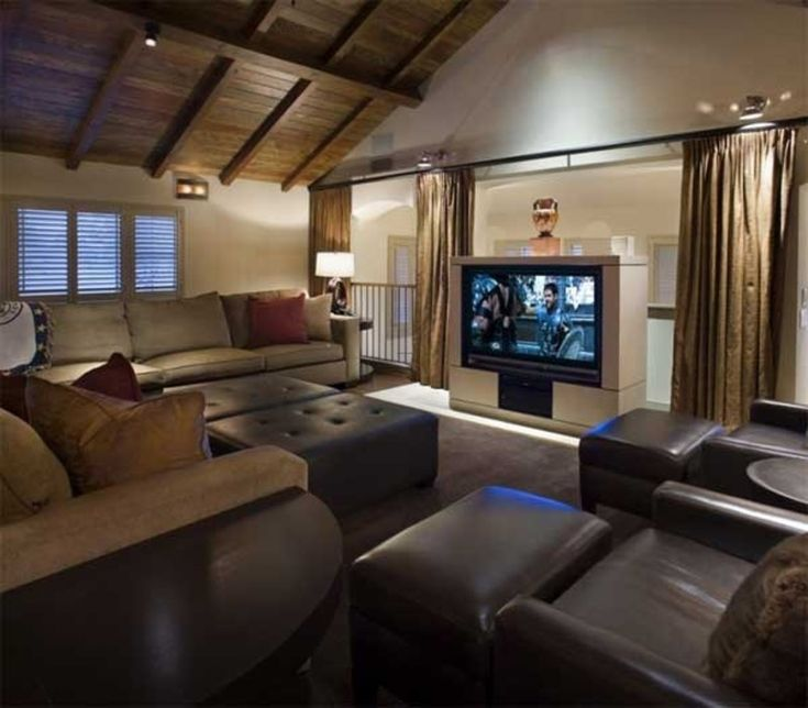 26 best theater room images on pinterest | home theater rooms