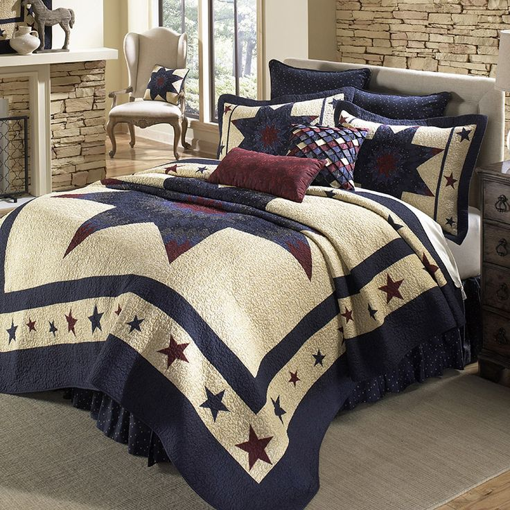 Amarillo Star Quilt