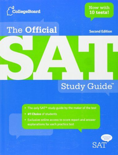 34 best upper school textbooks images on pinterest textbook books elective sat textbook the official sat study guide by the college board fandeluxe Choice Image