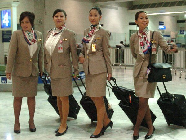 9 best Philippine Airlines images on Pinterest Cabin crew - air flight attendant sample resume