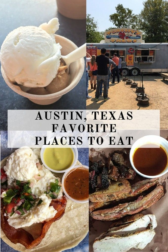 Today instead of a recipe I'm sharing with you some of my favorite places to eat from my latest trip to Austin, Texas. I'll be talking about where to run and what to do in a later post. My sister lives in Austin so not only is it a perfect way for me to spend...Read More »