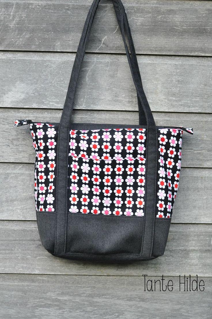 273 besten Taschen Bilder auf Pinterest | Handtaschen, Taschen nähen ...