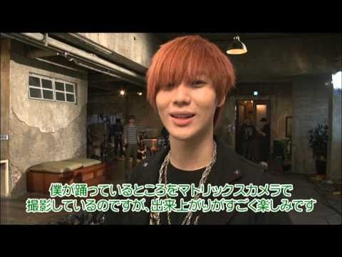 SHINee - replay music video shooting sketch - YouTube