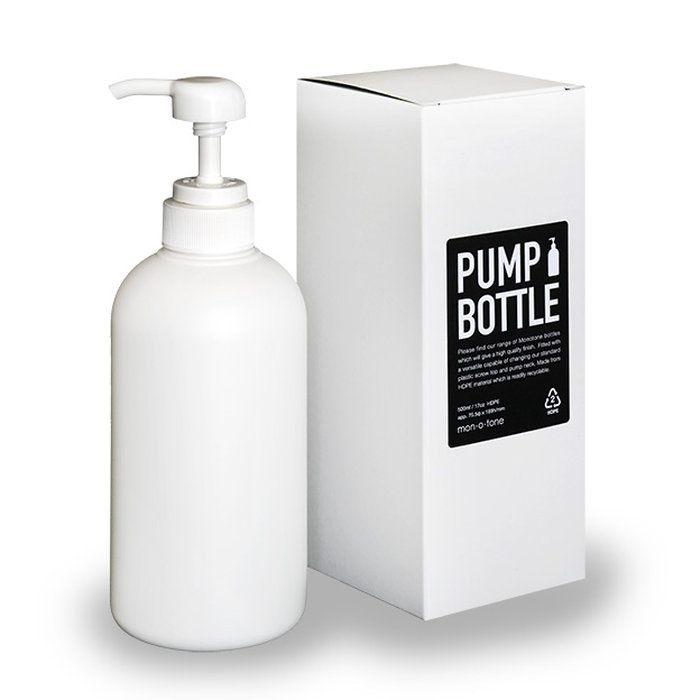 mon・o・toneポンプボトル