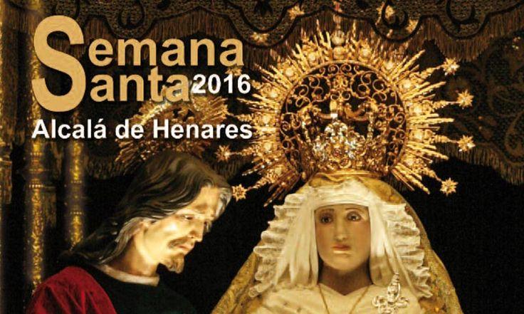 Programa oficial de Semana Santa 2016 de Alcalá de Henares - http://www.dream-alcala.com/semana-santa-2016-de-alcala-de-henares/