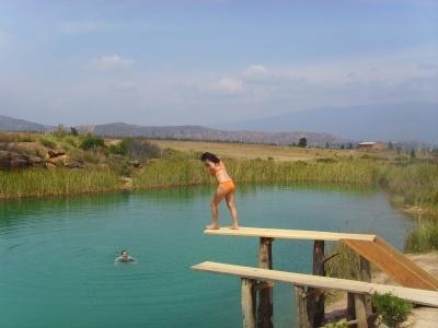 Villa De Levya Blue pools (Day 2/3)