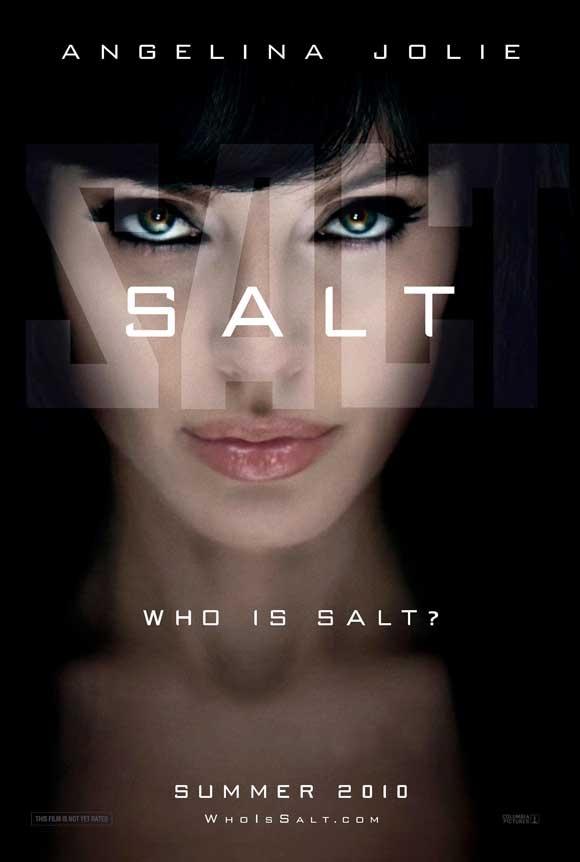 Salt (2010)  Loved this movie too.