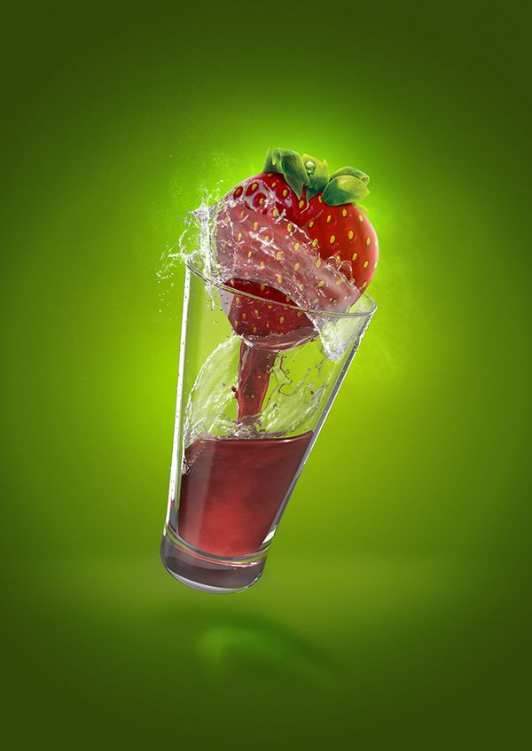 Splash on Behance