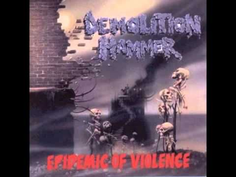 Demolition Hammer-Carnivorous Obsession