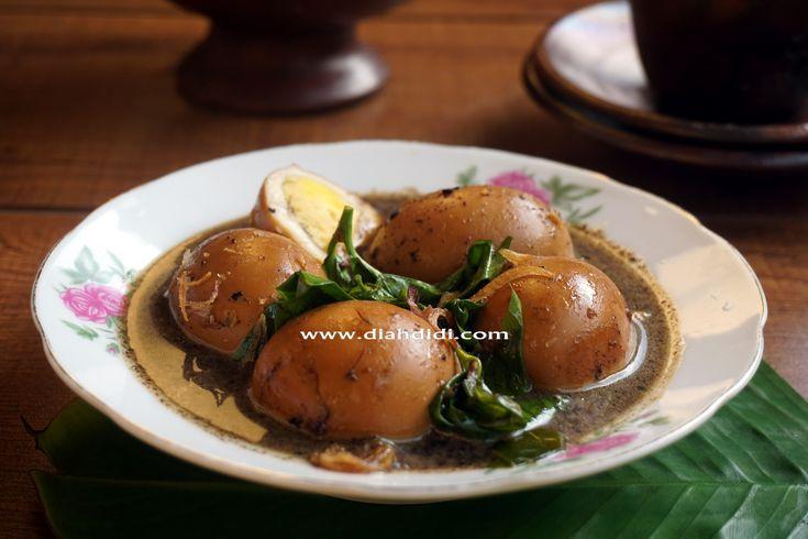Diah Didi's Kitchen: Pindang Kudus Tanpa Daging