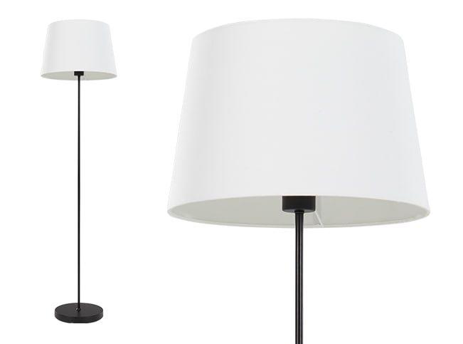 MADE Essentials Emmett Floor Lamp, White