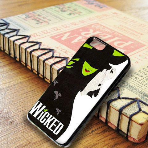 A New Musical Wicked iPhone SE Case