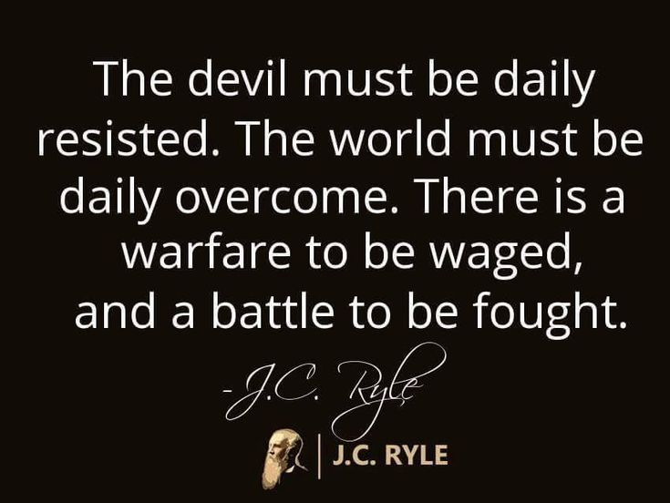 J C Ryle: a battle to be fought