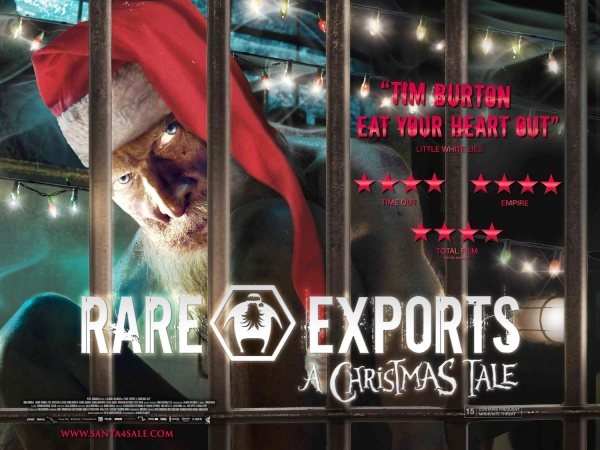 Rare Exports (2003)