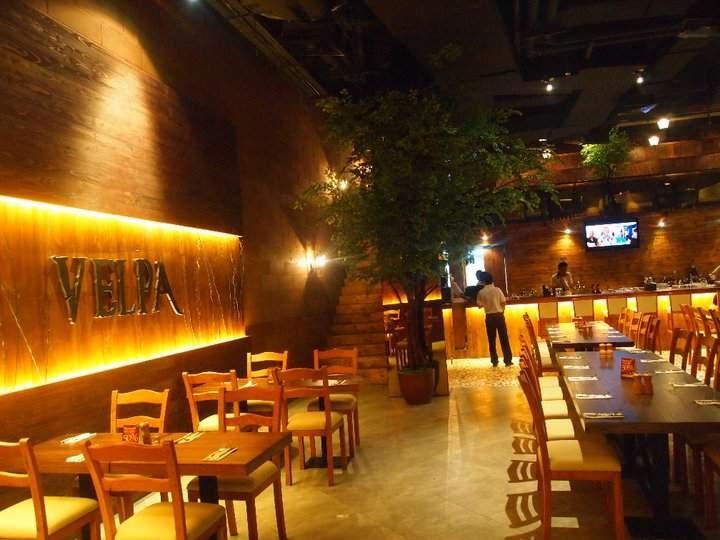 Velpa Restaurant, Jakarta INDONESIA       -------      http://en.wikipedia.org/wiki/Jakarta