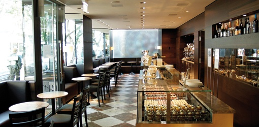 Cafes in Zurich - Confiserie Sprüngli – The Best Cafés, Coffee Shops, Restaurants and Places to Eat in Zurich - HG2 A hedonist's guide to...