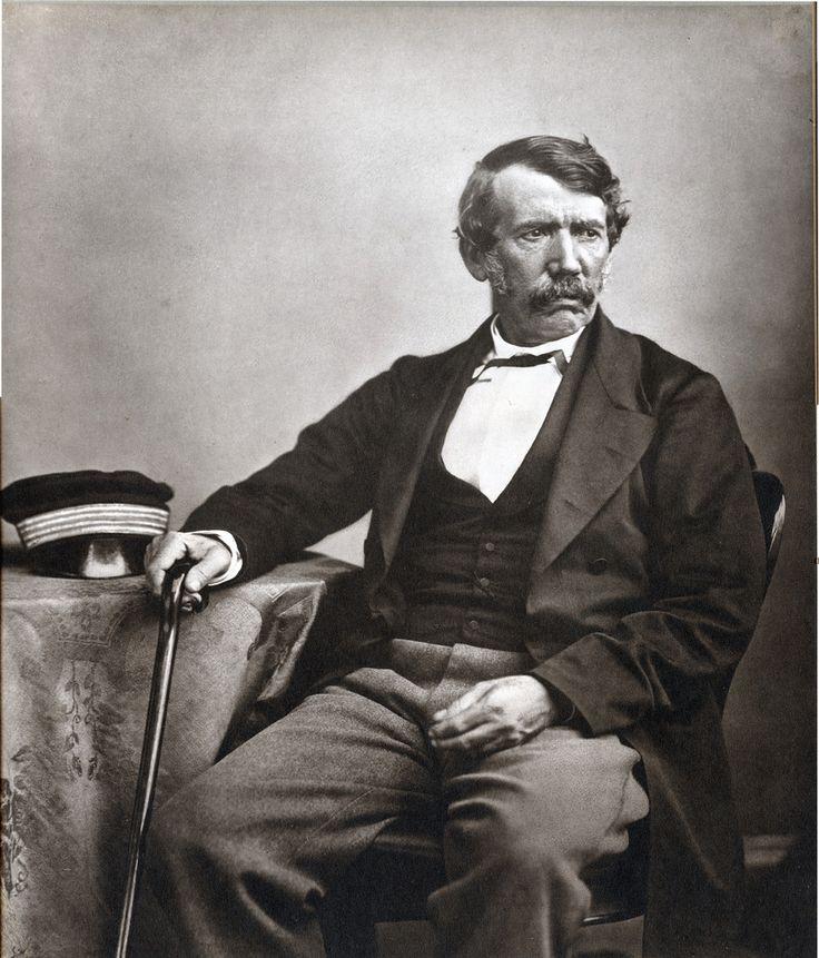 Sir David Livingstone by Thomas Annan