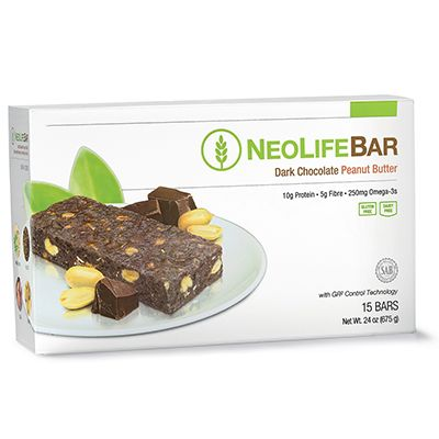 NeoLifeBar is a delicious anytime snack bar that gives you long lasting energy. Great for the whole family.