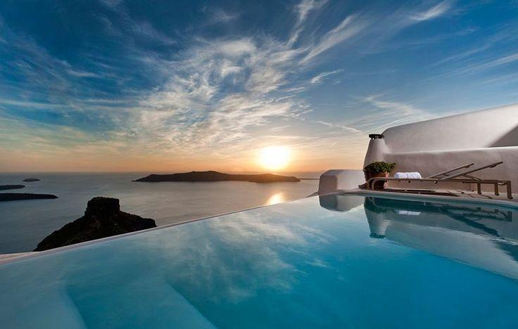 Kapari Natural Resort - Greece - Santorini - Imerovigli