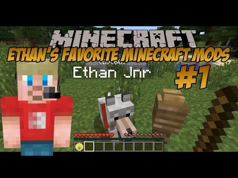 http://minecraftstream.com/minecraft-episodes/ethans-favorite-minecraft-mods-1-doggy-talents-mod-kid-gaming/ - Ethan's Favorite Minecraft Mods (#1) | Doggy Talents Mod (KID GAMING)  This is Episode 1 of my BRAND NEW Minecraft Series – Ethan's Favorite Minecraft Mods. In this episode I showcase the Doggy Talents Mod. It's EPIC! Thanks for all your views, comments and likes 🙂 Download this mod –...