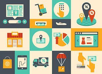 Key elements for an online shop