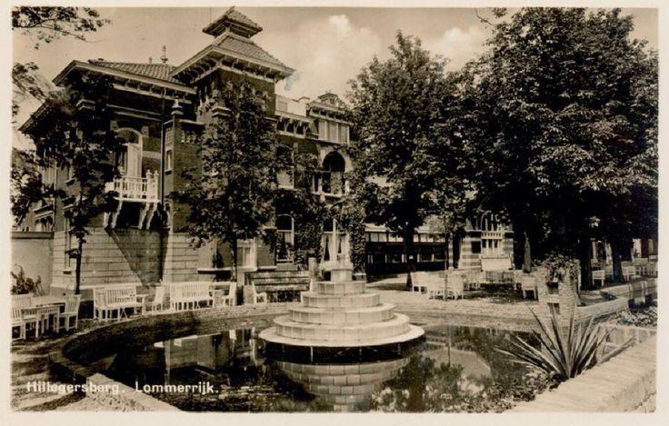 Lommerrijk, Straatweg