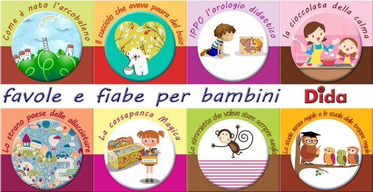 Ebook favole per bambini gratis – Favole da stampare – Favole da leggere PDF