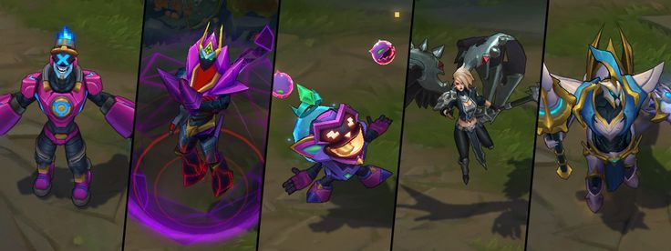 Surrender at 20: 7/27 PBE Update: Arcade Minions Enabled & more