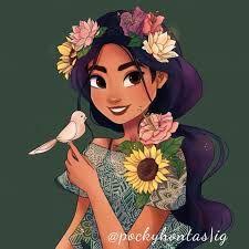 Image result for alternative disney princess