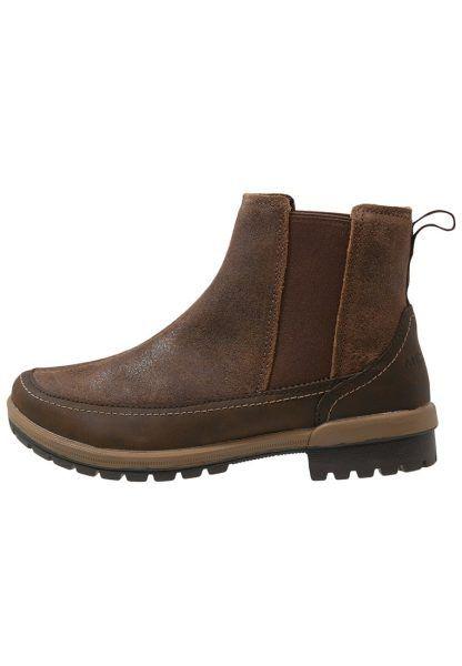 Buty z cholewą Merrell EMERY Botki brown Modne Buty  Wyprzedaże Sklep Online