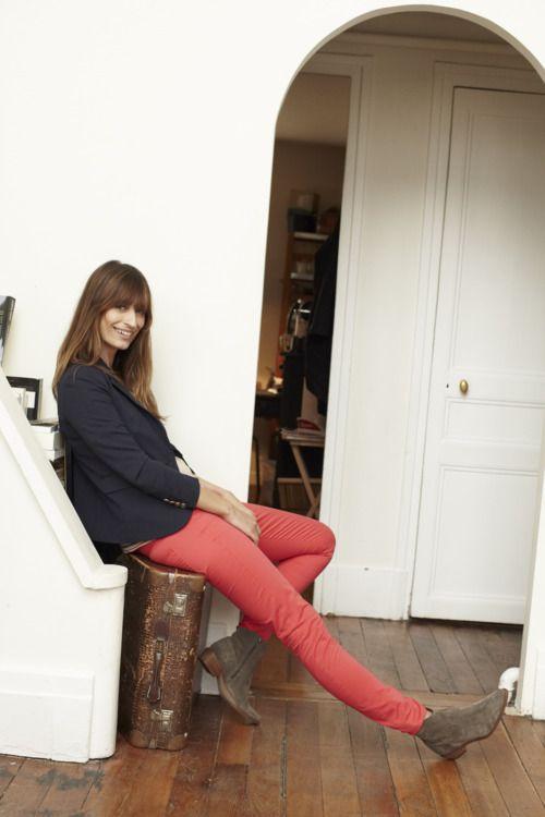 pants!!: Colored Pants, Fashion, Outfit, Style Icons, Jeans, Caroline De, Of Maigret, Wear