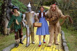 Even a Wizard Can't Save Land of Oz From Vandals