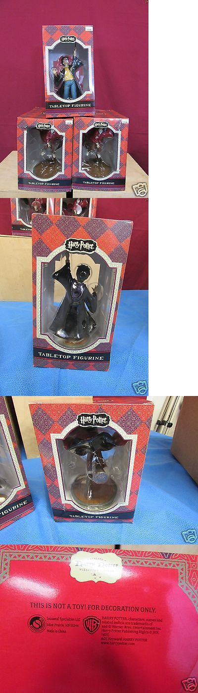 Harry Potter 11077: Harry Potter Lot Of 3 Table Top Figurines -> BUY IT NOW ONLY: $30.4 on eBay!