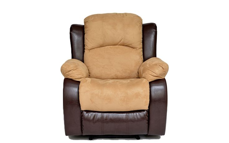 Ben Traditional 2 Tone Recliner Chair