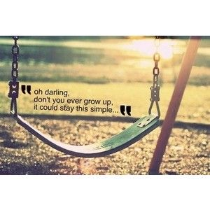 Never Grow Up - Taylor Swift