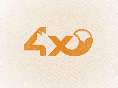 """Diseños de logos que utilizan los """"espacios negativos"""""""