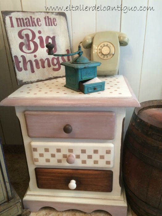 17 mejores ideas sobre muebles de esquina en pinterest - Pintar mueble madera en blanco ...