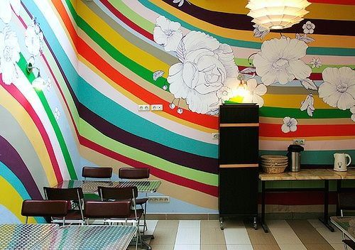 50 Hostels for Design Lovers: Oops Hostel, Paris