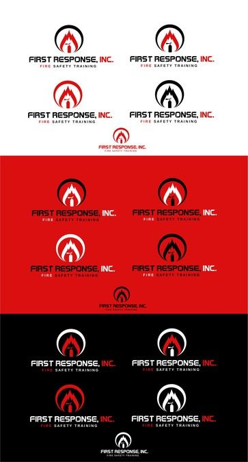 Create Winning Logo For Fire Safety Training Company by Nelli Design