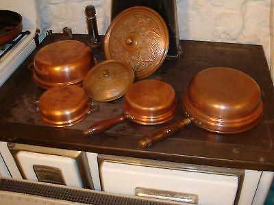 Les 25 meilleures id es concernant casserole cuivre sur - Batterie de cuisine en cuivre ...